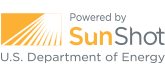 SunShot Logo, visit sunshot initiative website