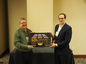 Evanston, Illinois achieves SolSmart Gold!