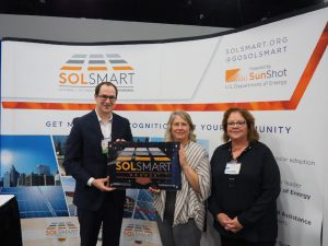 Red Wing, Minnesota achieves SolSmart Bronze!
